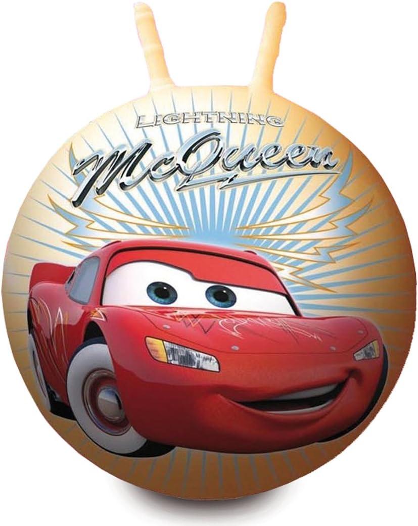 Mookie Disney Cars - Pelota para Saltar: Amazon.es: Juguetes y juegos