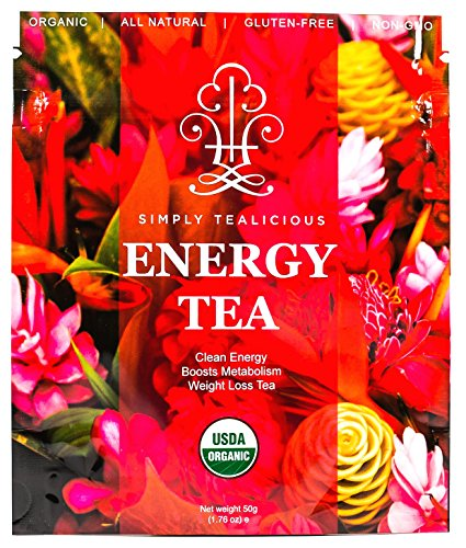 SIMPLY TEALICIOUS Organic Healthy Weight product image