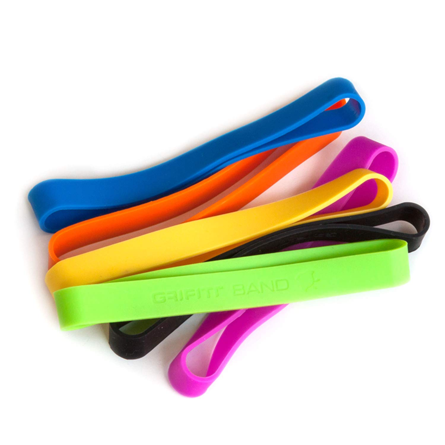 Grifiti Band Joes 6 5 Assorted Pack Heat Cold UV Chemical Resistant Bands Books, Camera Lens, Art, Cooking, Wrapping, Exercise, Bag Wraps, Dungies, Silicone Instead of Rubber or Elastic 41061