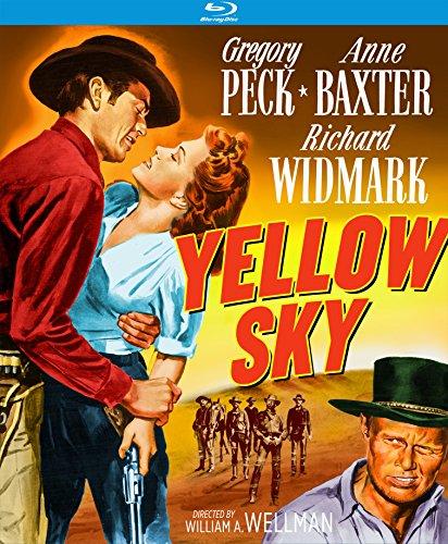 Yellow Sky (1948) [Blu-ray]