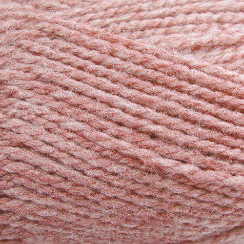 - King Cole Big Value Chunky Knitting Yarn 100% Acrylic Wool 100g Ball (Dusty Pink - 639)