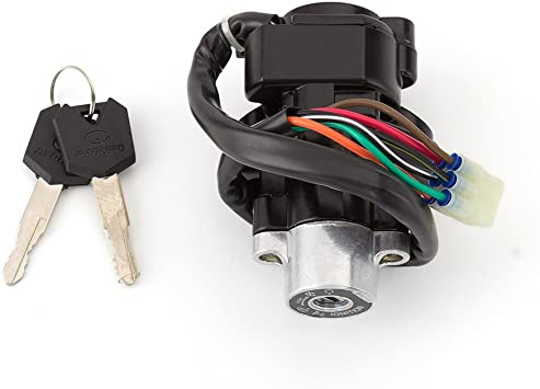 Ignition Key Switch for Yamaha Kodiak 450 YFM450 Real Tree Auto 2003 2004-2006