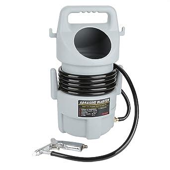 SNOWINSPRING Outil de Sablage Pneumatique Portatif Machine de Sablage une la Rouille Portable T/êTes de Buses de Sablage Buse de Sablage