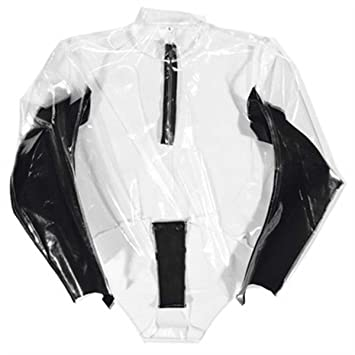 Transparent 2 Torso Ixs Veste Pluie Rain Moto De Neuf 2xl xPqwF0UFYn