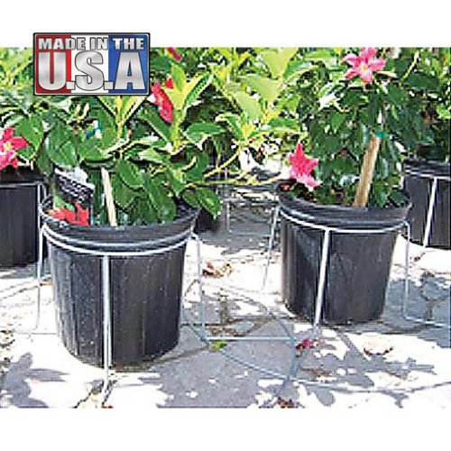 Better Bilt Top Hat Plant Container Stabilizer - 15 Gallon Size]()