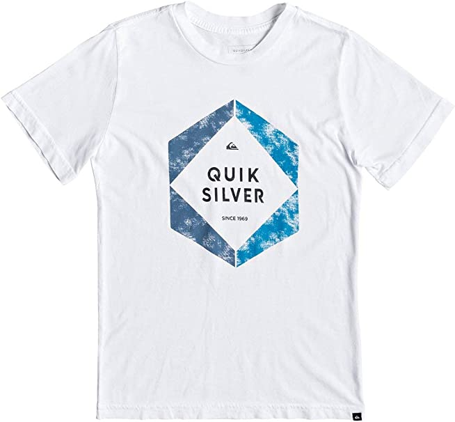 Quiksilver Little Razorsedge Short Sleeve Boy