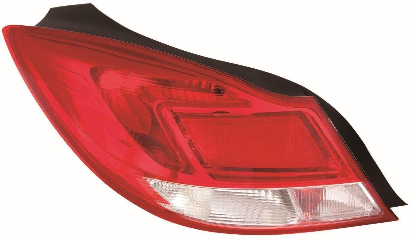 Insignia 2008-2014 Saloon Rear Tail Light Lamp N//S Passenger Left