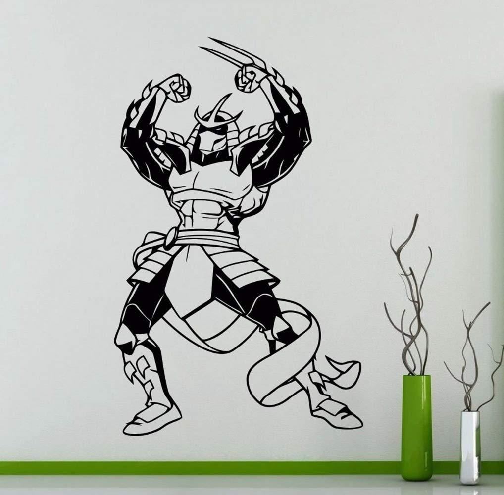 pegatina de pared pegatina de pared frases Shredder Poster ...