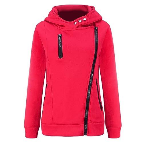 ropa de mujer otoño invierno abrigo chaqueta,RETUROM Chaqueta mujer larga manga además de terciopelo con capucha cremallera capa gruesa de la manera