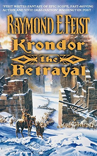 Download Krondor: The Betrayal (Riftwar Saga) PDF