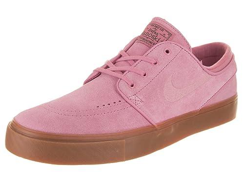official photos 93cee 9b49c Nike SB 'Zoom Stefan Janoski' Elemental Pink/Elemental Pink/Sequoia/Gum  Dark Brown. 11UK: Amazon.co.uk: Shoes & Bags