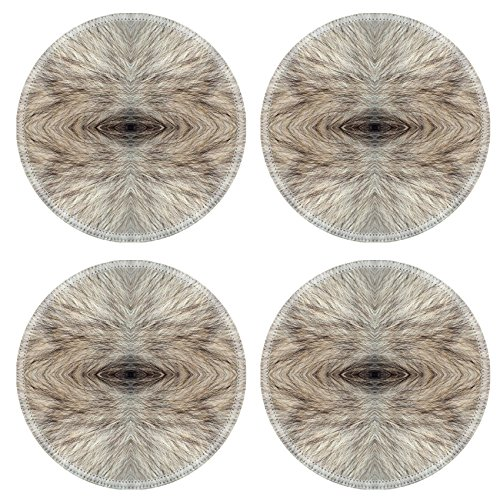 msd-natural-rubber-round-coasters-image-id-36986349-abstract-background-fur-of-digital-retouch
