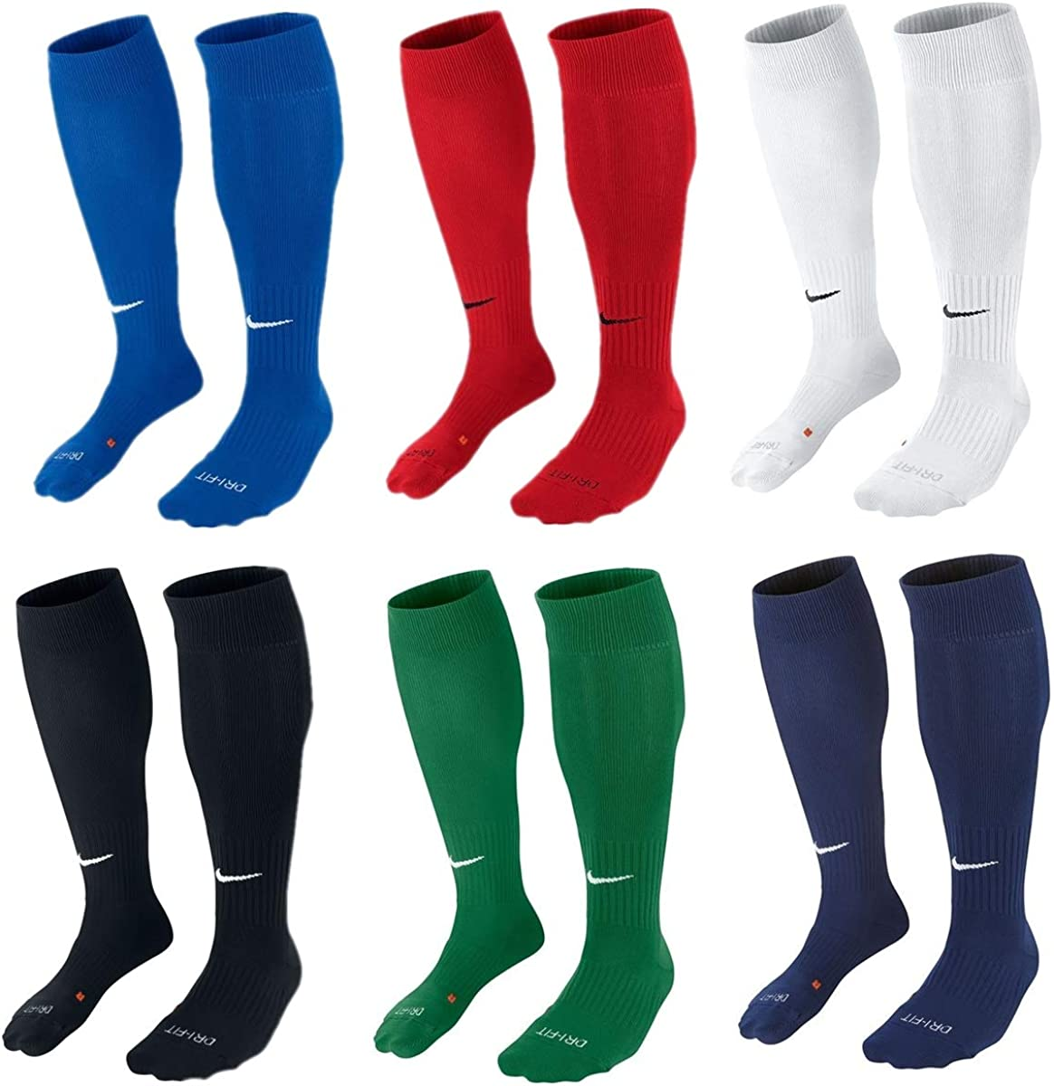 Unisex Nike Classic II Cushion Over-the-Calf Football Sock