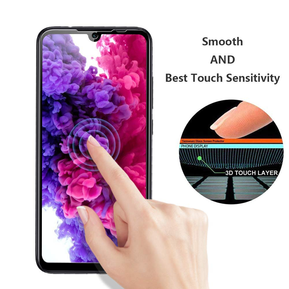 Coque Compatible, sans Bulles, Duret/é 9H, Anti Rayures Protection /écran pour Samsung Galaxy S10 Plus 2 Pi/èces Flysee Verre Tremp/é pour Samsung Galaxy S10 Plus,