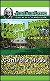 Jonathan Green 11457 Lawn Moss Control Granules