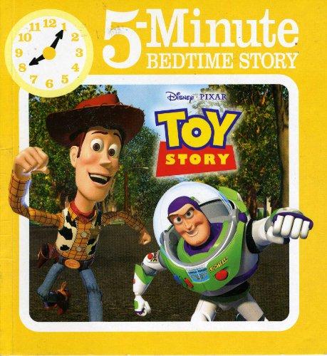 Disney Pixar Toy Story (5-Minute Bedtime Story)