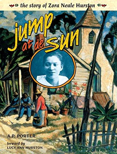 Jump at de Sun: The Story of Zora Neale Hurston (Trailblazer Biographies)