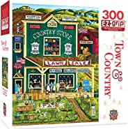 MasterPieces Town & Country The Old Country Store Large 300 Piece EZ Grip Jigsaw Puzzle by Art Po