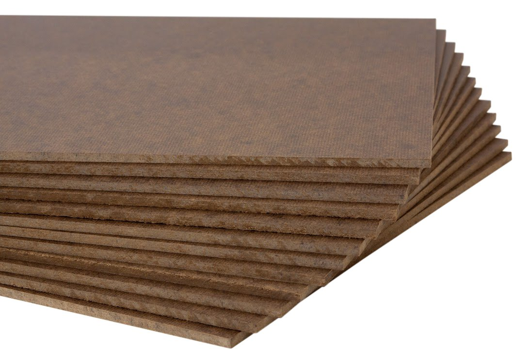 Jack Richeson High Density Tempered Hardboard(12 pack) , 5x24 by Jack Richeson