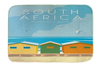 Cama Perro Viaje Por El Mundo Sudáfrica impreso 40x60 cm