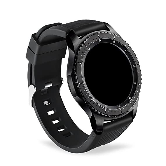 gear s3 frontier accessori  : GinCoband Samsung Gear S3 Bands Replacement Accessories ...