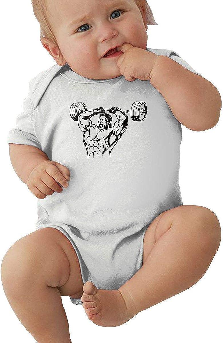 Body para bebé Halterofilia Deporte Infantil Niño pequeño ...