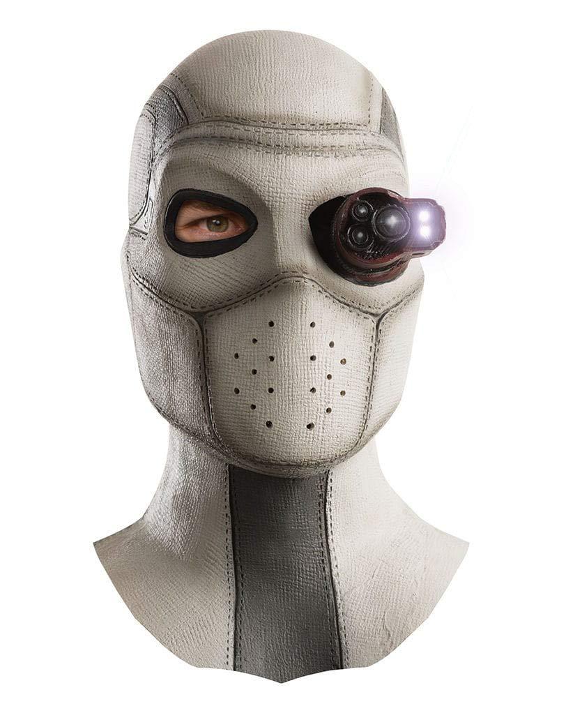 Horror-Shop DC Comic Suicide Squad Deadshot Deadshot Deadshot Latex-Maske f34f12