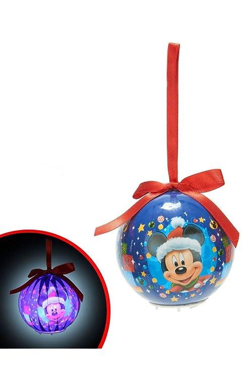 Mickey Cm Lumineuse Generique Boule 7 5 Noël thQrds