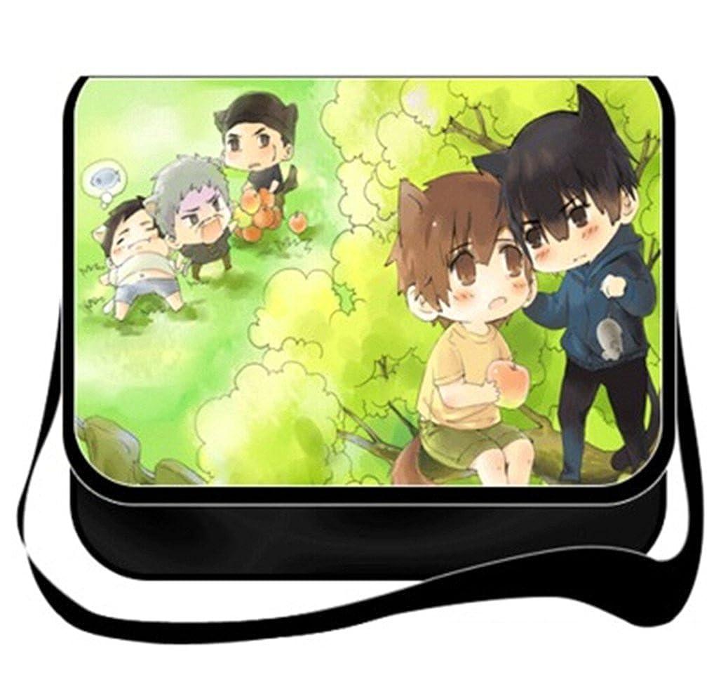 Gumstyle Daomu Tomb Notes Anime Cosplay Handbag Messenger Bag Shoulder School Bags
