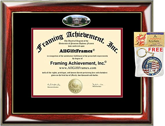 Allgiftframes University Of Maryland College Park Diploma Frame School Campus Photo Umd Double Mat Degree Framing Document Graduation Gift Bachelor Master Mba Doctorate Phd Certificate Holder Case Sports Outdoors Amazon Com