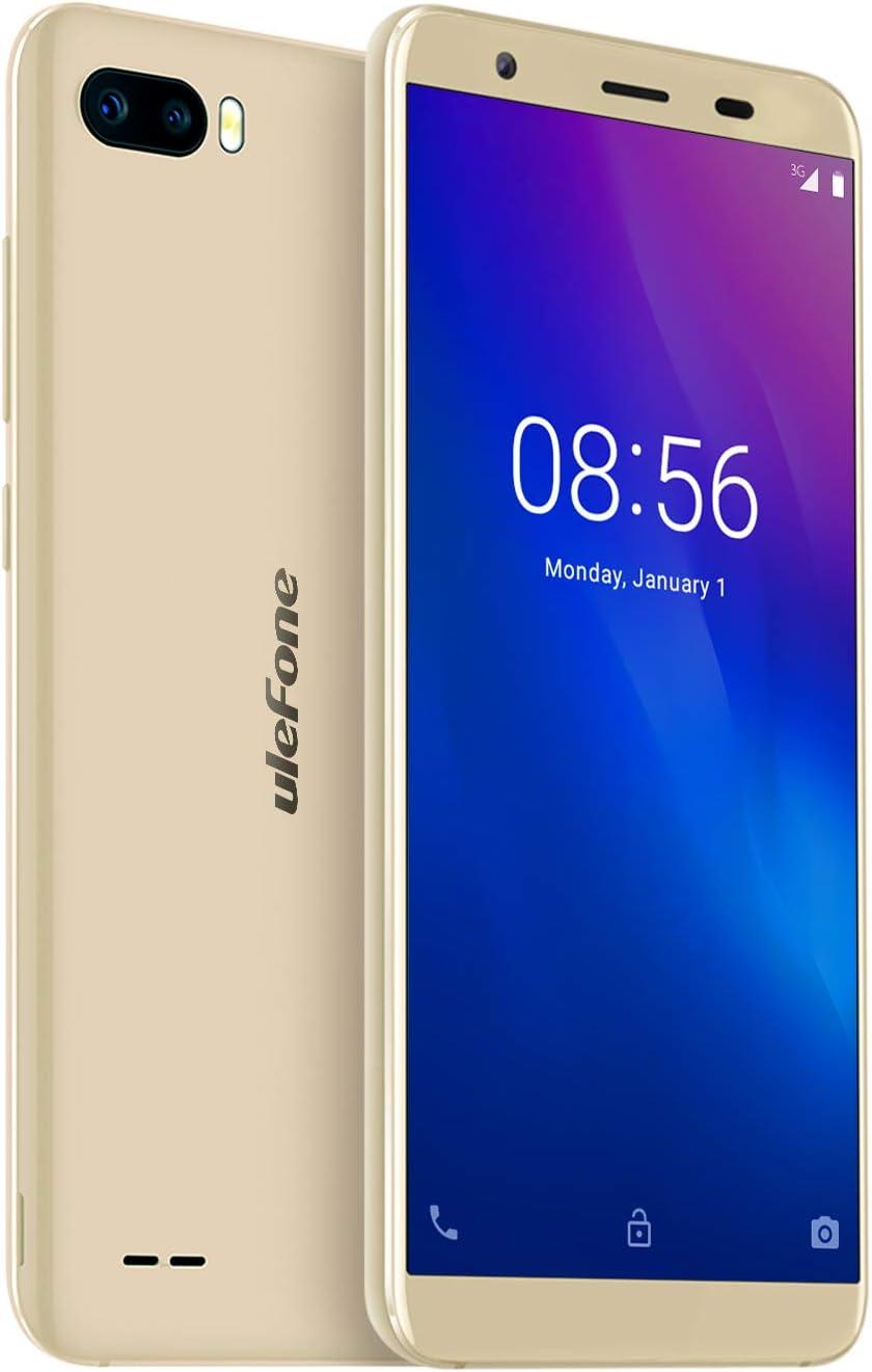 Ulefone S1 - Smartphone Libre 3G, Doble SIM, Android Go, Pantalla ...