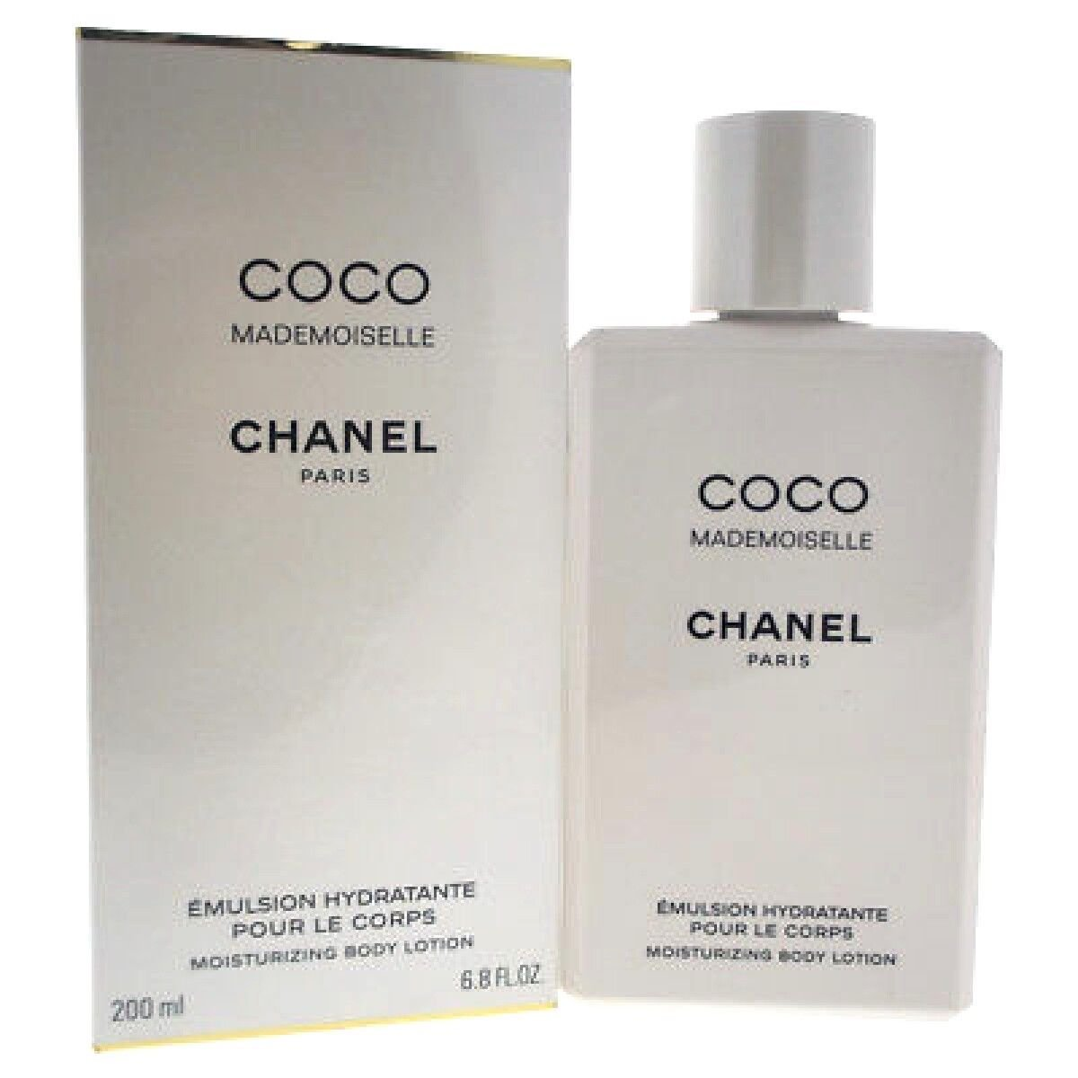 Coco Mademoiselle by C h a n e l for Women - 6.8 oz Moisturizing Body Lotion