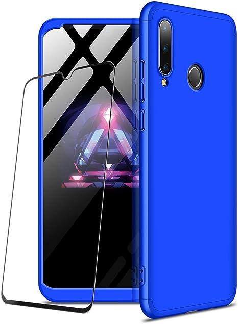 JOYTAG Funda Compatible Huawei P30 Lite/Nova 4e +Protectora de ...