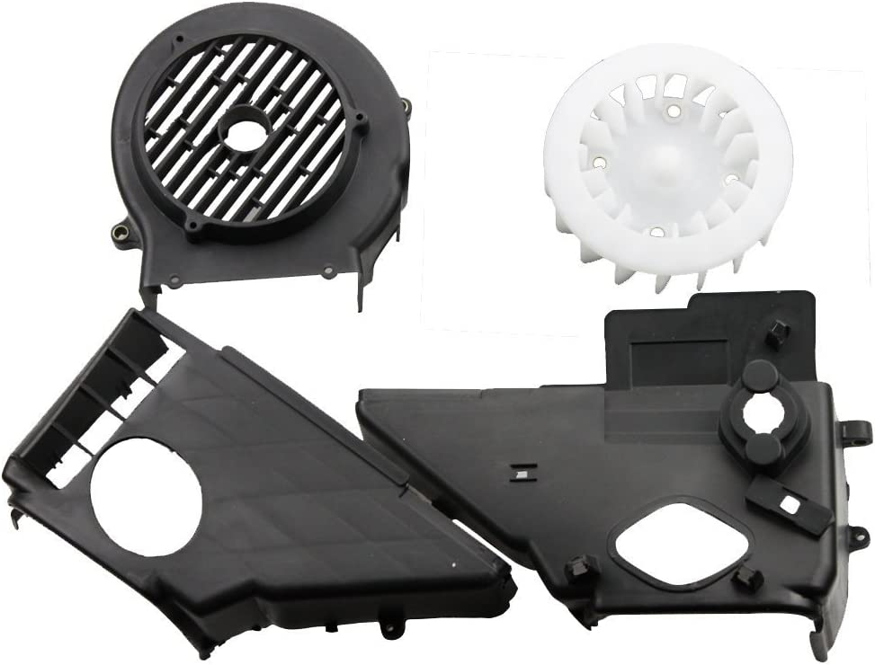 GOOFIT Air Director Assy for GY6 150cc ATV Go Kart Moped Scooter