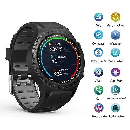PRIXTON - Reloj Inteligente Hombre/Mujer-Reloj Smartwatch Hombre ...