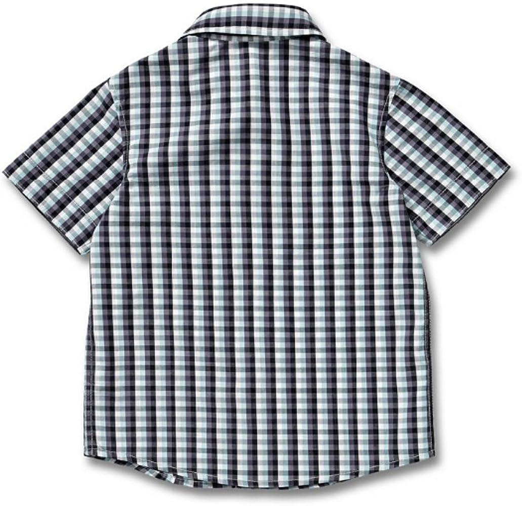 Mexx camisa de manga corta a cuadros color Lila jóvenes K1REA049 Gr, 92 - 152: Amazon.es: Ropa y accesorios