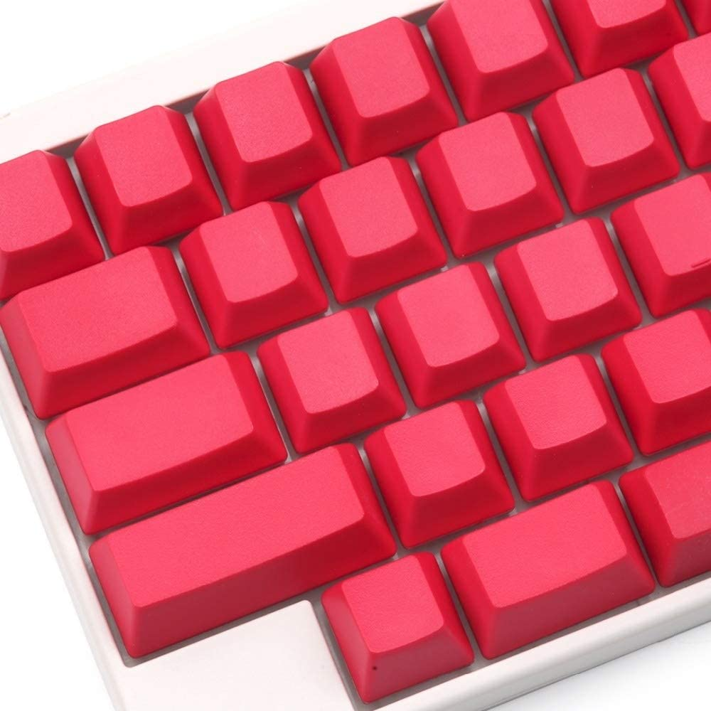 Man-hj Keyboard keycaps EC KEYCAPS Compatible