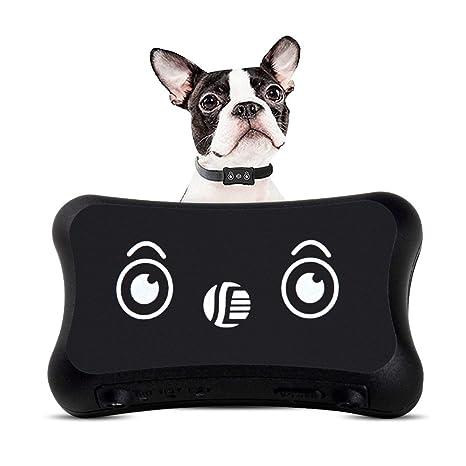 Fancartuk - Rastreador GPS para Perros y Gatos, rastreador GPS para Mascotas, rastreador GPS