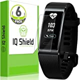 IQ Shield Screen Protector Compatible with Huawei Band 3 Pro (6-Pack) LiquidSkin Anti-Bubble Clear Film
