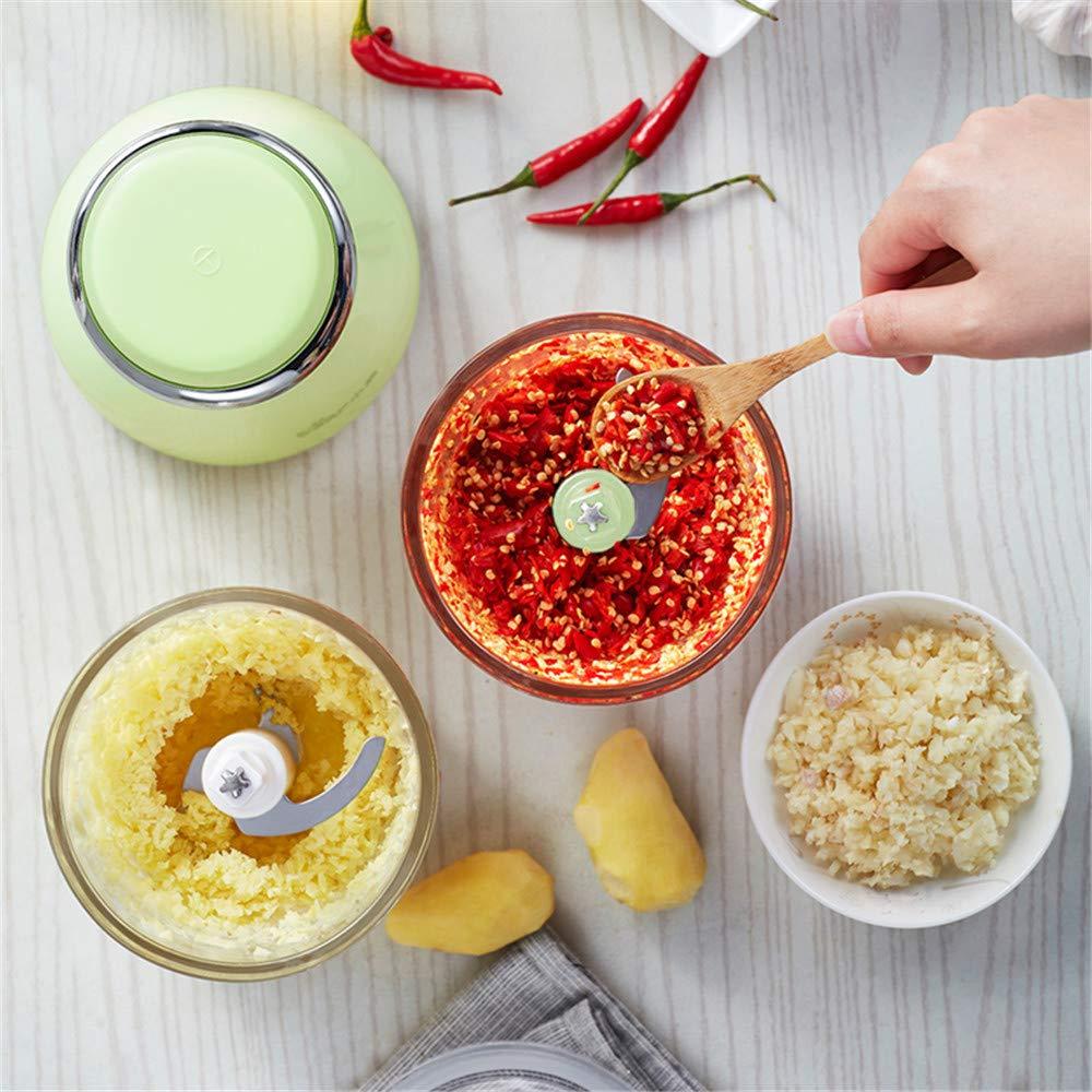 Suplemento de alimentos para bebšŠs bebšŠ multi-funciš®n de la mš¢quina de cocina hogar peque?o mini mezcla de carne molida jugo de puršŠ de frutas: ...
