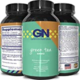 Weight Loss Supplement with Green Tea + EGCg With Polyphenols and Antioxidants – Boosts Metabolism and Burns Fat – Pure Natural Capsules For Men and Women By Griffith Natural For Sale