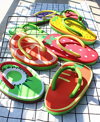 Grape House Bathroom Summer Pineapple Women's Fruit Flops Carotte Watermelon Flip Slipper Plastic Beach Orange Strawberry wqRnvxnBt