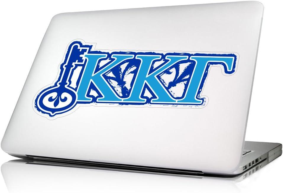 Amazon Com Kappa Kappa Gamma Laptop Skin Wall Decal Computers Accessories