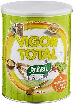 Santiveri Vigor Total Suplemento Alimenticio con Levadura de ...