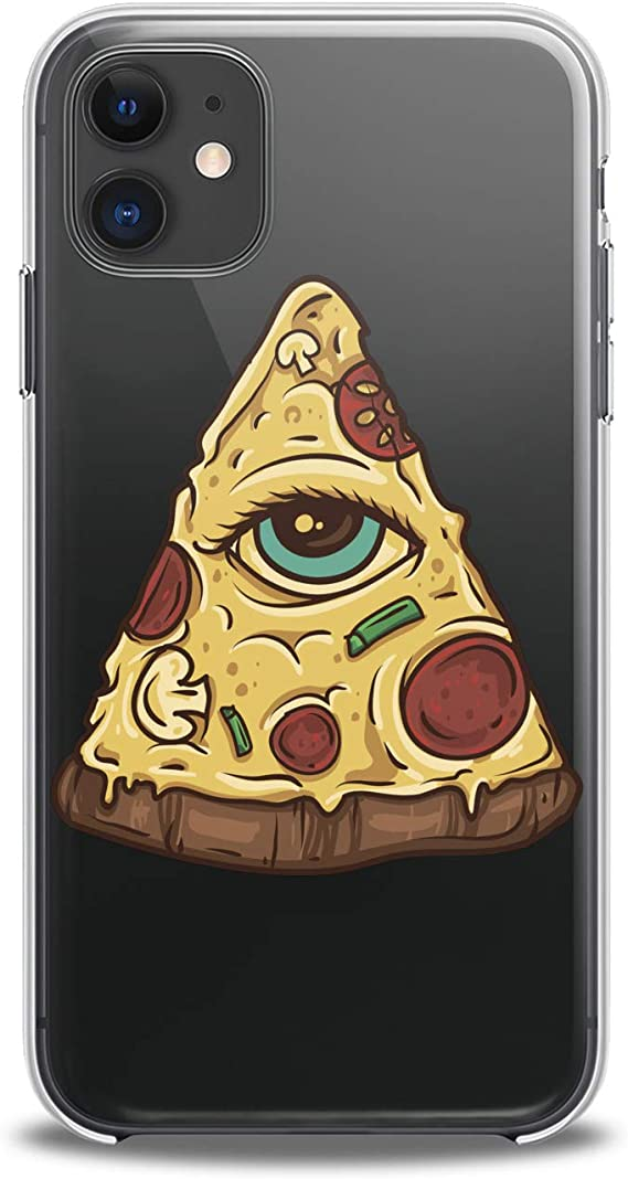 Pizza Pattern iphone 11 case