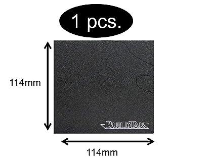 buildtak 114 x 114 mm Impresión cama revestimiento de impresora 3d ...
