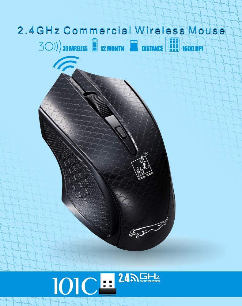 Compute Laptop MacBook PC AcisuHu 2.4GHz Wireless Office Mouse,USB Human Optical Mice for Notebook Mouse Gaming Computer,for Desktop Notebook