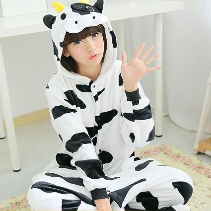 MH-RITA Familia de Navidad lindo animal adulto Pijama Oso Panda Koala Pikachu Onesies Vaca