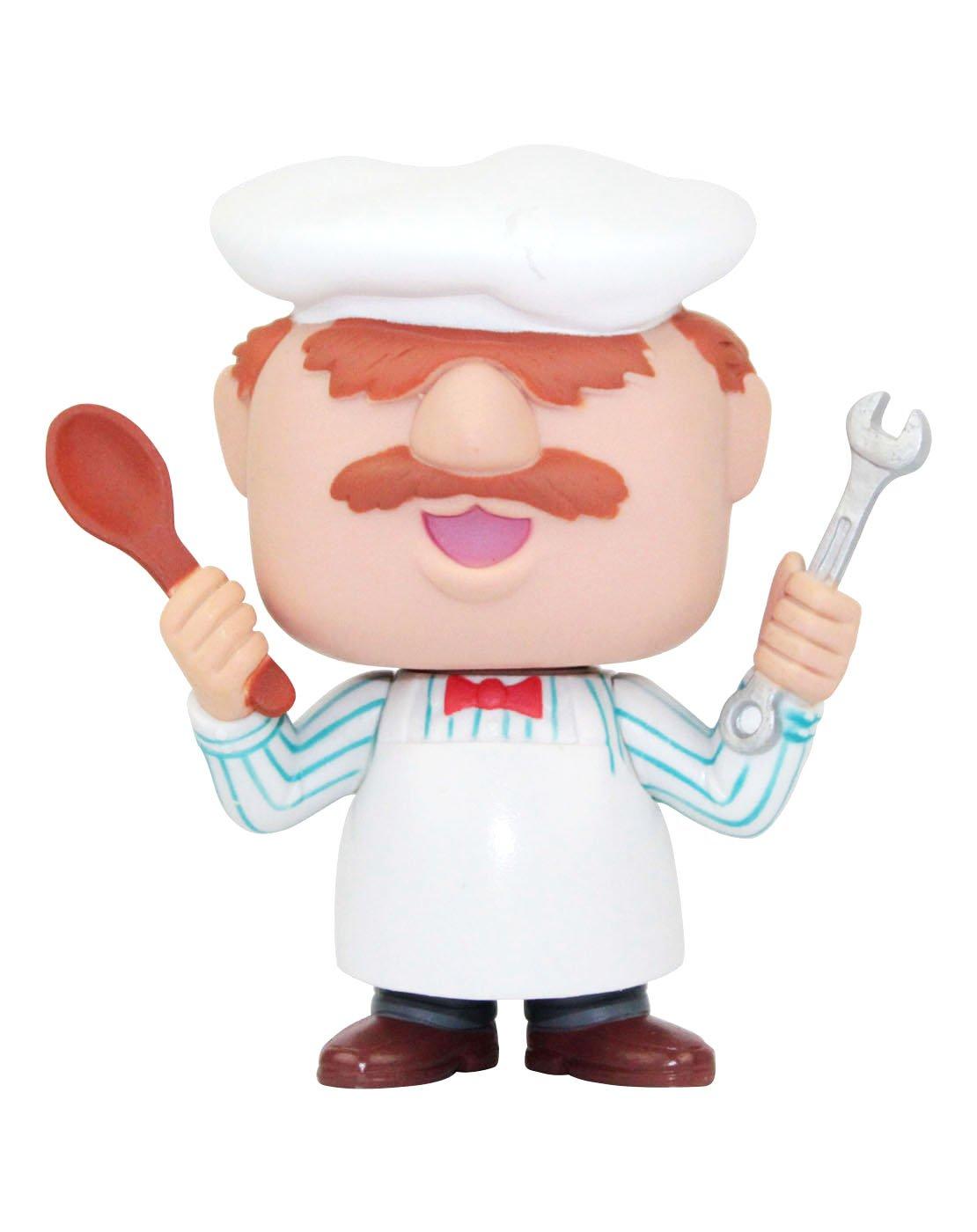 Funko Pop! Muppets Most Wanted Swedish Chef Vinyl-Figur