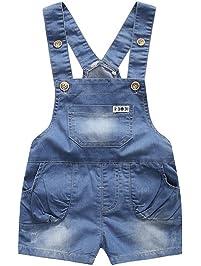 Baby Boy's Overalls | Amazon.com